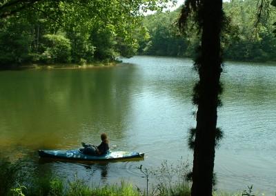 Kayakshadow