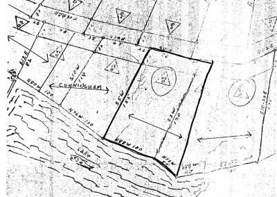 Lot D-30 Cardinal Rd Map